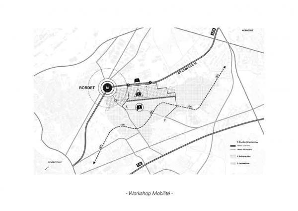 Projet urbain Défense : mobilité